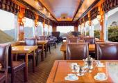 restaurante blue train sudafrica