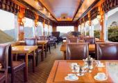 restaurante blue train sudafrica