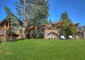 villa lujosa montana