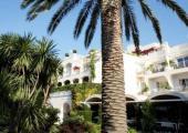 coqueto hotel capri palace