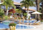 hotel lujoso cerca campos golf