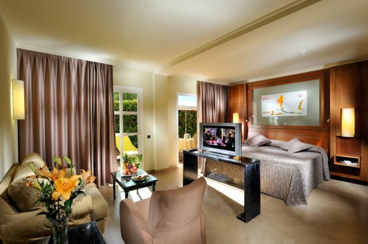 Vacaciones de lujo y confort en hotel jardines de nivaria for Teneriffa jardines de nivaria