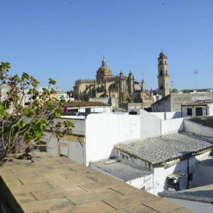 Alojamiento Confortable En El Hotel La Fonda Barranco Jerez De La
