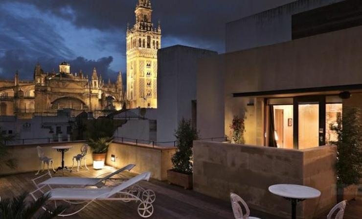 5 De Los Mejores Hoteles En Sevilla De Diferentes Categorías Ii Ver Y Visitar