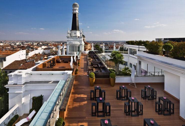 Hoteles Más Lujosos En Madrid 2 Hotel Me Un Hotel