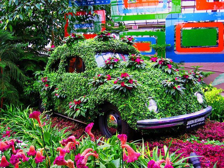 Jardín Botánico de Montreal – uno de los 5 mejores del mundo  Ver